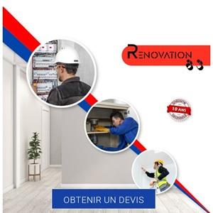 Architecture d'intérieur avec Solutions à La garde