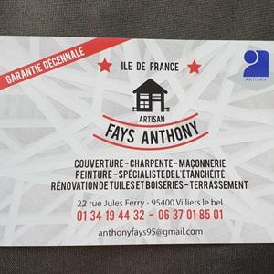 Faire un aménagement d'intérieur avec Anthony à Argenteuil pour vos projets d'agrandissement et rénovation