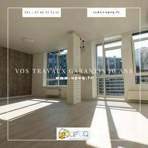 Faire un aménagement d'intérieur avec Reda à Paris pour vos projets d'agrandissement et rénovation
