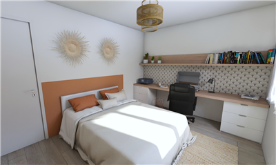 Photo n°2 : Tarbes : home staging